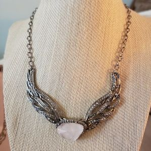 Silverwing Collar Necklace